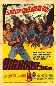 Justicia al acecho (big house, usa)