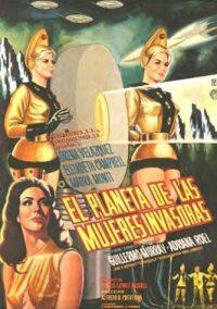 El planeta de las mujeres invasoras