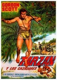 Tarzan y los cazadores