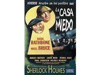 Sherlock holmes y la casa del terror