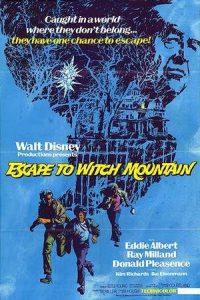 La montana embrujada 1975