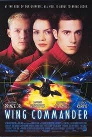 Wing commander (wing commander)