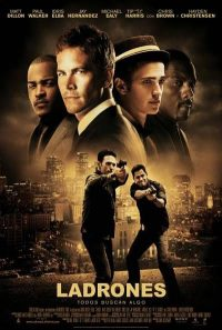 Ladrones (takers)
