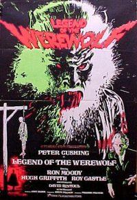 La leyenda del hombre lobo. (legend of the werewolf.)