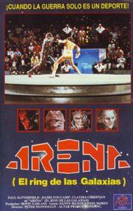 Arena (El ring de las Galaxias)