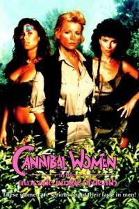 Mujeres caníbales de la selva del aguacate