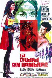 Ciudad Sin Hombres (The Seven Secrets Of Sumuru) (Sieben Männer Der Sumuru, Die)