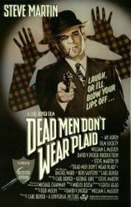 Cliente muerto no paga (Dead Men Dont Wear Plaid)