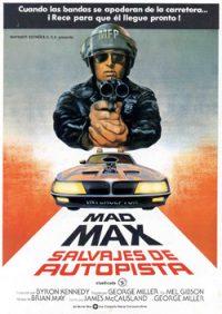 Mad Max, salvajes de la autopista