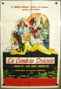 La condesa Drácula (Countess Dracula)