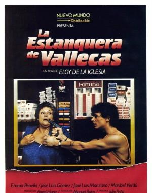 Cine quinqui, estanquera, Eloy de la Iglesia, José Luis Manzano, Vallecas