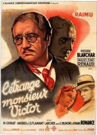 Letrange Monsieur Victor